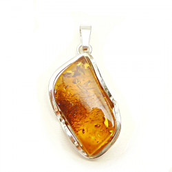 Amber pendant - beautiful design